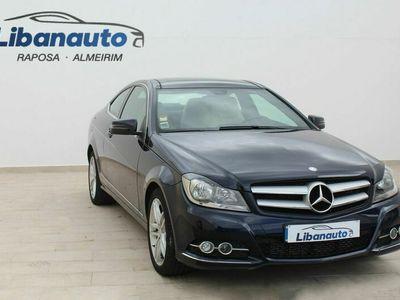usado Mercedes C250 CDi Coupe