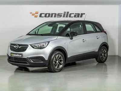 usado Opel Crossland X 1.2 Edition Connect Navi BIFUEL