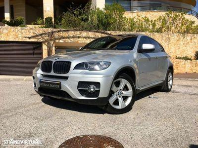 usado BMW X6 35 d xDrive
