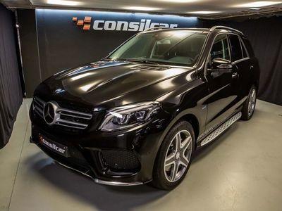 usado Mercedes GLE500 4MATIC Pack AMG