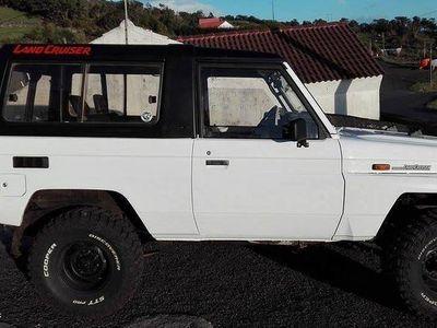 usado Toyota Land Cruiser bj73 - 89