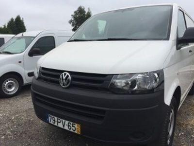 used VW Transporter 2.0TDI