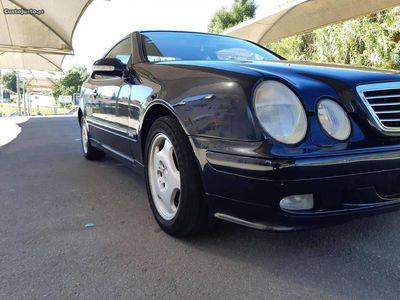 usado Mercedes CLK200 kompressor 192CV