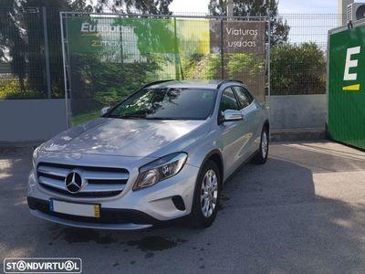 usado Mercedes GLA180 cdi style aut.