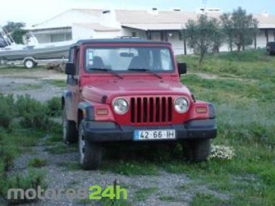 1/2 Usado Jeep Wrangler TJ Sport Soft Top