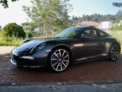used Porsche 911 Carrera 4S 991