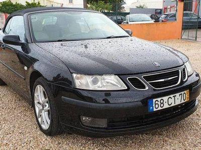 usado Saab 9-3 Cabriolet Vector