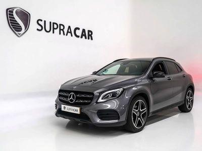 usado Mercedes GLA180 d AMG