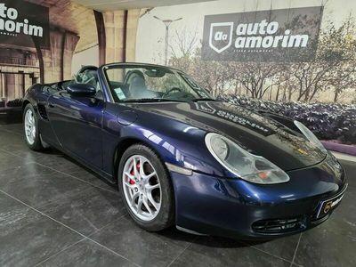 usado Porsche Boxster 3.2 S