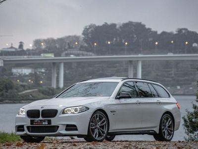 usado BMW M550 d Touring 381cv xDrive Mperformance