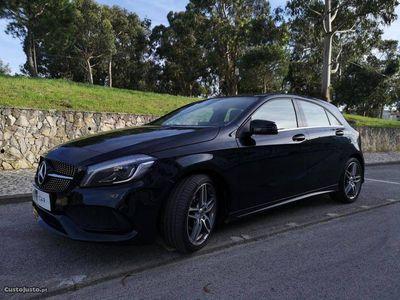 gebraucht Mercedes A180 Cdi AMG 327EUR/MES
