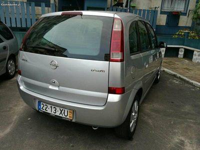 usado Opel Meriva 1.7cdti -