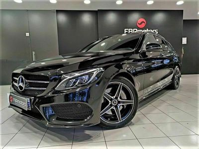 usado Mercedes C250 d Amg Auto