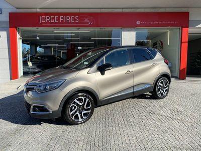 usado Renault Captur 1.5 DCI EXCLUSIVE 90 CV