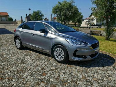 usado DS Automobiles DS5 1.6 BlueHDi Chic