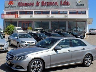 usado Mercedes E300 BLUETEC HYBRID