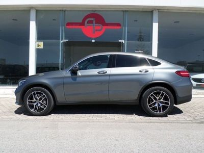 usado Mercedes GLC250 4 Matic