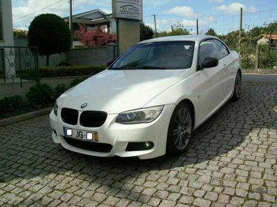 usado BMW 320 Cabriolet d Edição M