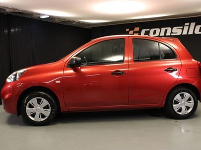 used Nissan Micra 1.2 Acenta Pure Drive 5P