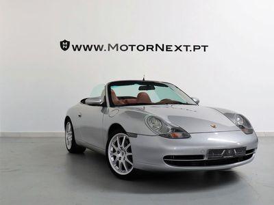usado Porsche 911 Carrera Cabriolet Cx Auto (300cv)
