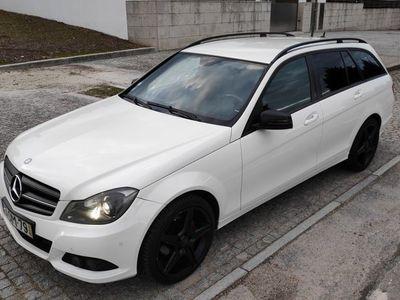 usado Mercedes C200 Executive BlueEFFICIENCY