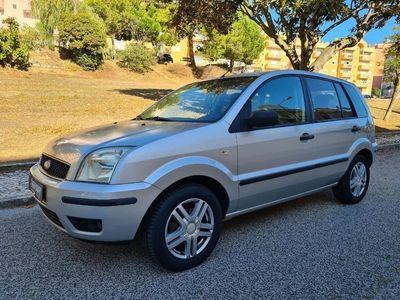 usado Ford Fiesta 1.4 Fusion
