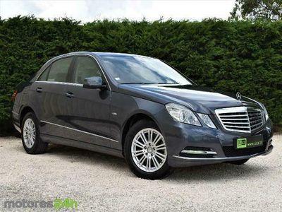 usado Mercedes E250 cdi Elegance