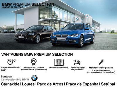 usado BMW 318 - Usado d Touring Line Sport