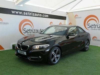 usado BMW 220 d Line Sport Auto