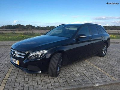 usado Mercedes C200 Blue Tec