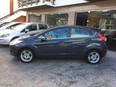 usado Ford Fiesta 1.6Tdci95cvTitanium -