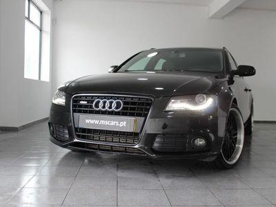 brugt Audi A4 Avant 2.0 TDi S-line Multi.
