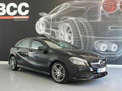usado Mercedes A180 d AMG NAC.