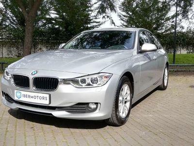 usado BMW 318 d 4p 143cv