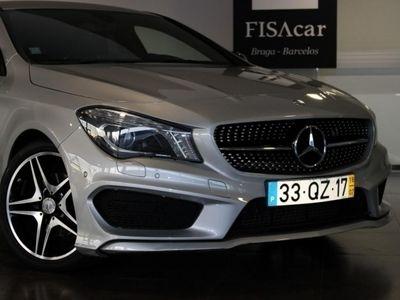 usado Mercedes CLA180 Cla 180d AMG Line