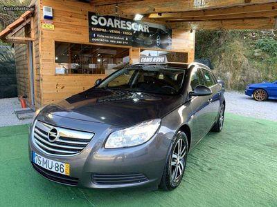 usado Opel Insignia 2.0 CDTI 113mil Km