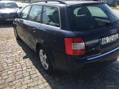 gebraucht Audi A4 Tdi 130 nacional