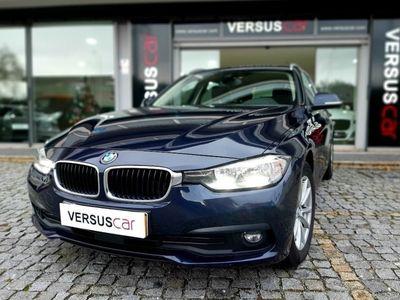 usado BMW 320 D Touring Line Sport Auto