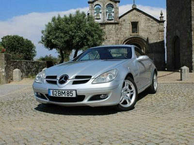usado Mercedes SLK200 K Aut.