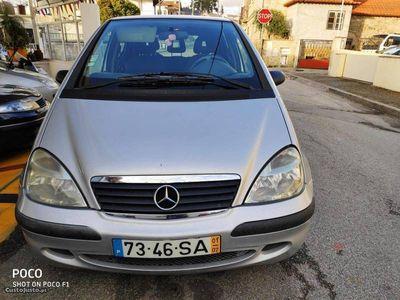 brugt Mercedes A140 Gasolina