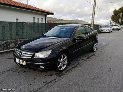 usado Mercedes CLC220 2.2cdi 150cv sport