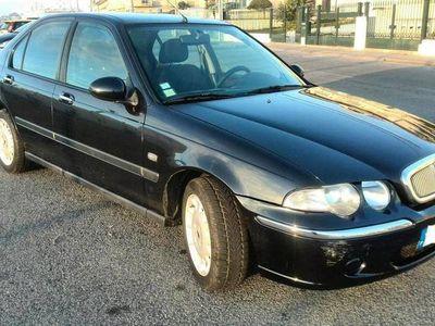 usado Rover 45 1.4 16V Connoisseur -