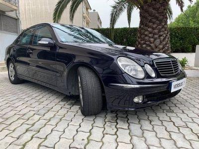 gebraucht Mercedes E270 ClasseCDi Avantgarde