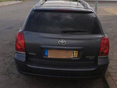 usado Toyota Avensis SW