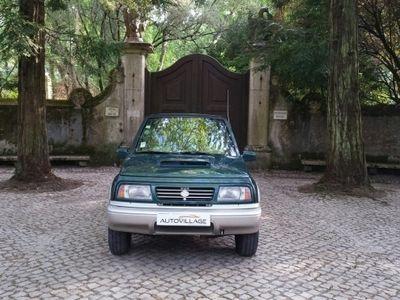 usado Suzuki Vitara Cabrio 1.9TD JLX