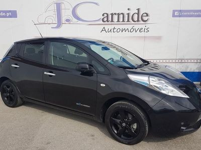 usado Nissan Leaf Black Edition 30KWH 100% Elétrico