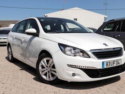 usado Peugeot 308 SW 1.6 BlueHdi Active GPS