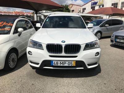 używany BMW X3 XDRIVE