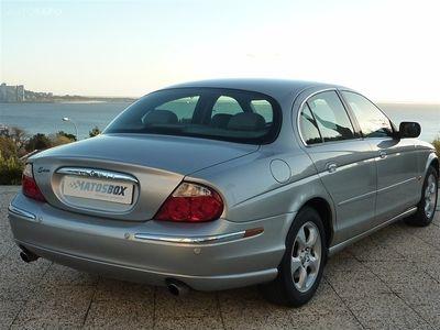 usado Jaguar S-Type Executive Manual