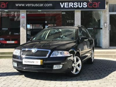 used Skoda Octavia Break 2.0 TDi Sport